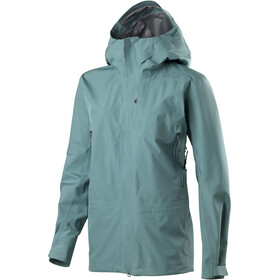 Houdini D Jacket Women poler green